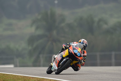 Hasil Lengkap Latihan Bebas 2 Moto3 Sepang, Malaysia 2015