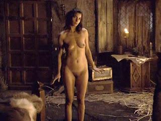 Las Actrices De Juego Tronos Desnudas