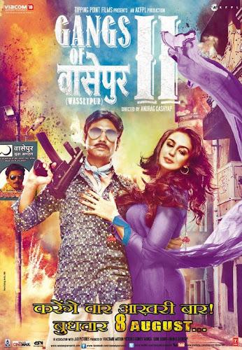 Gangs of Wasseypur - Part 2 (2012) Movie Poster