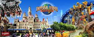 Daily Departure! Universal Studios Singapore 2017