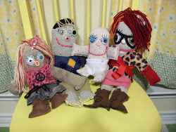 The LostSock Dolls