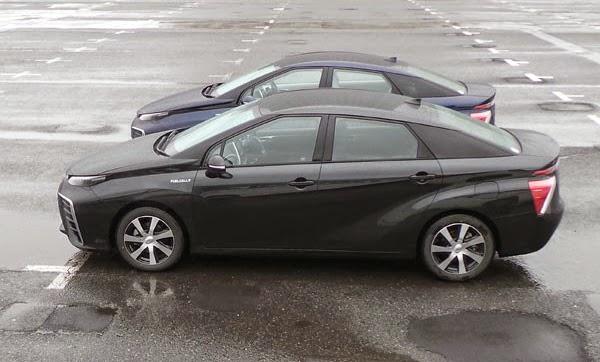 Teknologi Terbaru Toyota