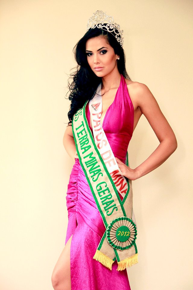 Miss Earth Brazil 2012,Miss Terra Minas Gerais 2012