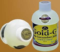 Obat Herbal Jelly Gammat Gold-G
