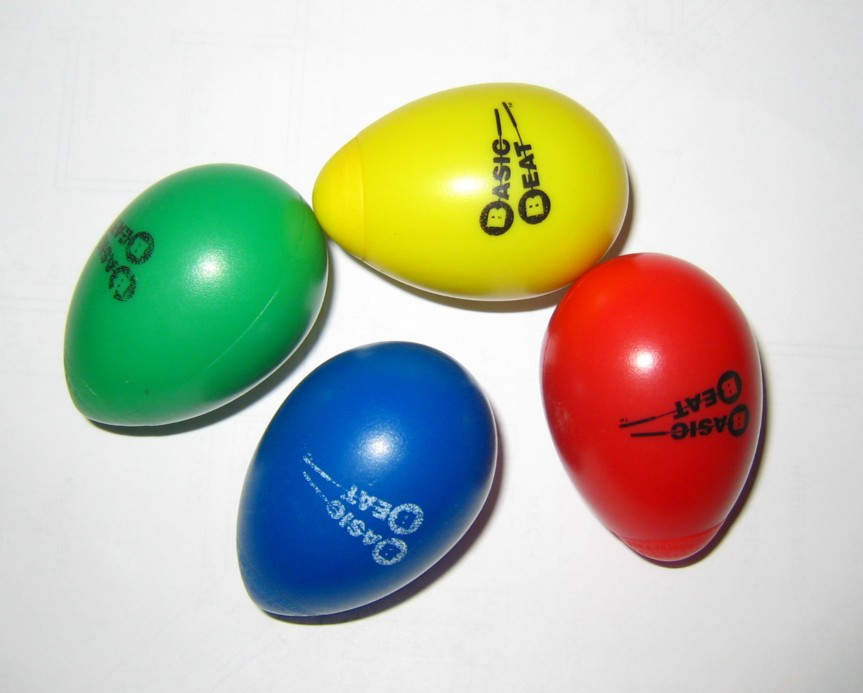 Music for Special Kids: Easter Egg Song and Game with Egg Shakers