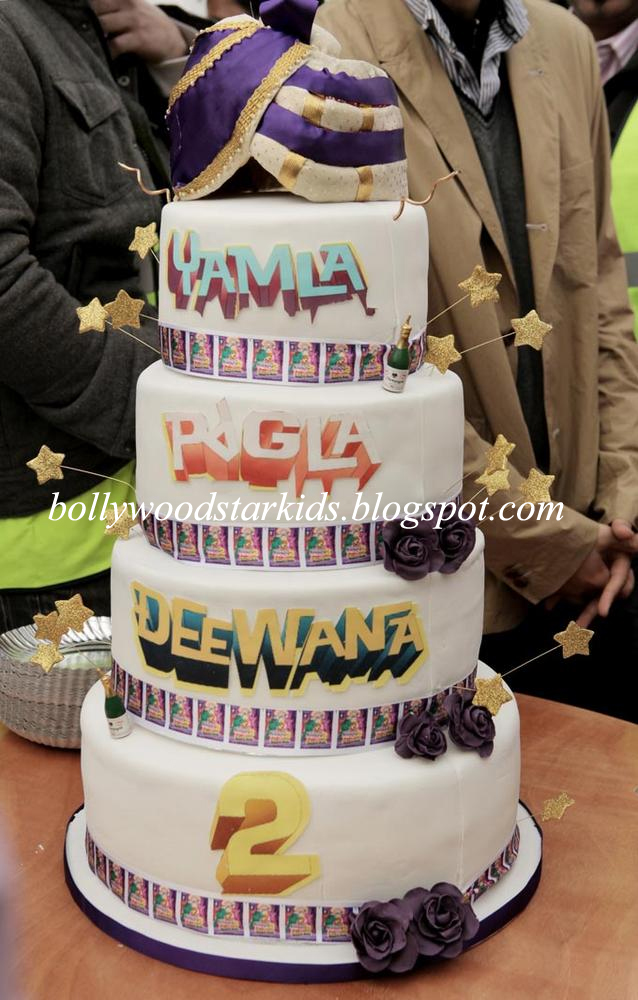 Cake Images With Name Ajay : Bollywood Star Kids: Sunny Deol s Son Karan Deol s Gives ...