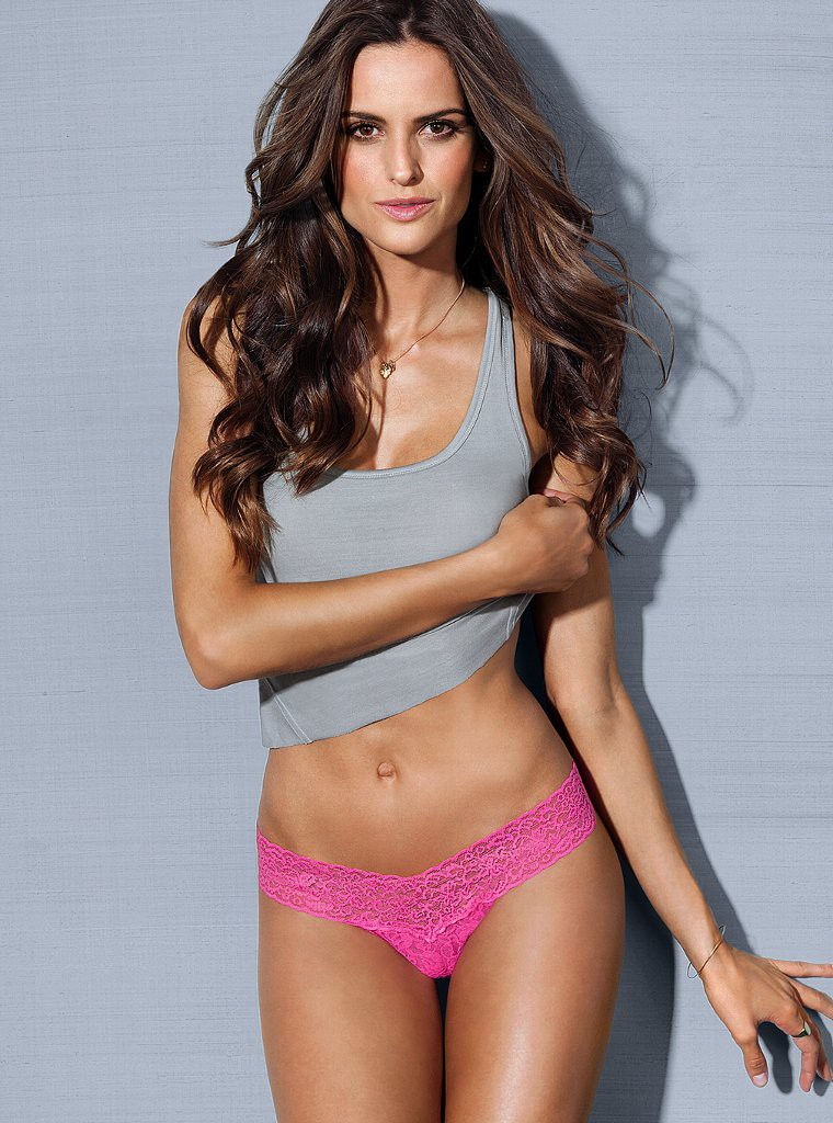 Izabel Goulart – Victoria's Secret Lingerie Photoshoot