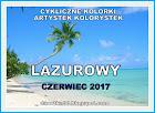 Cykliczne Kolorki-Czerwiec 2017