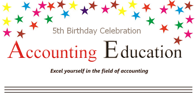 Accounting Education's 5th Birthday