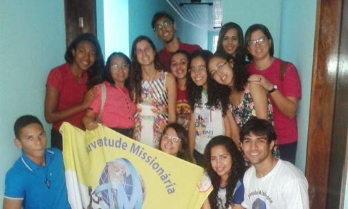 Expansão da Juventude Missionária em Vitória da Conquista (BA)