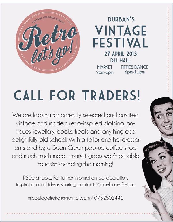 Retro Let's Go! Vintage Festival, Durban