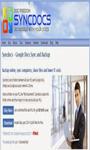 SyncDocs Portable Software Download