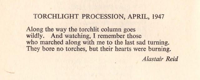 Alastair Reid, poet