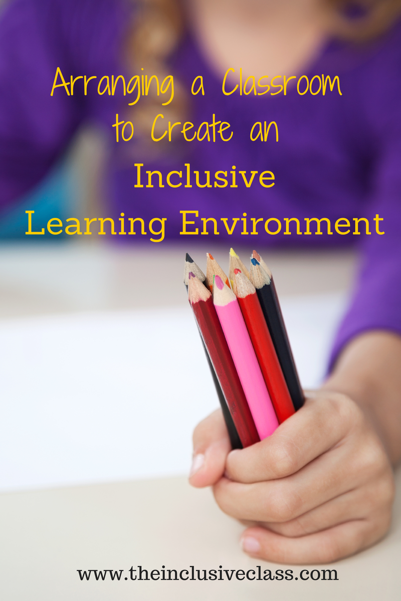 the inclusive learning environment Inclusive education policy statement inclusive education ensures that schools are supportive and engaging inclusive and disciplined learning environment.