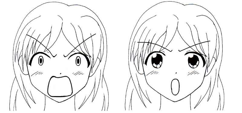 Comment dessiner des manga - Dessiner un manga facilement ...
