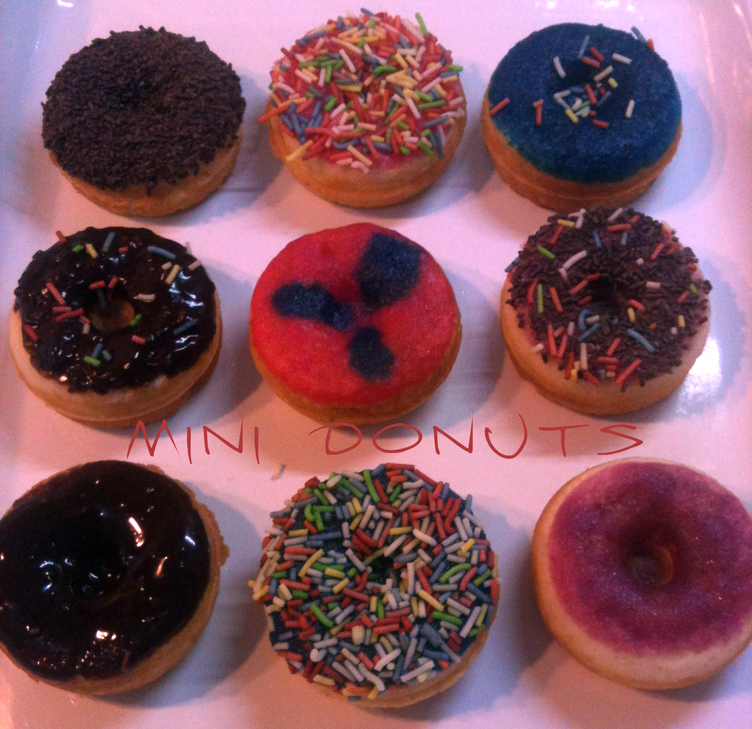 how to make donuts thermomix