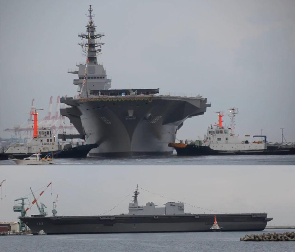 Japan+Unveils+Izumo+Class+Helicopter+Des