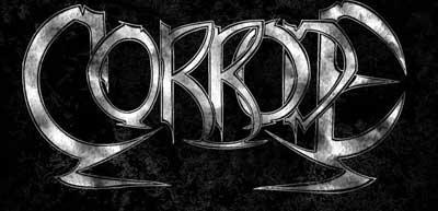 Corrode band Logo