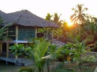 yoga shack in Kerala