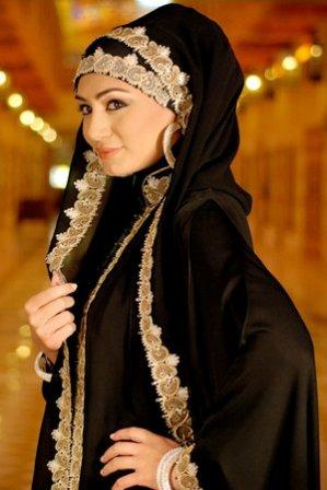 Latest Abaya Designs 2012