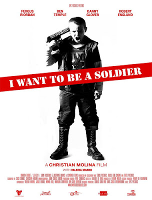 soldierposst I Want to be a Soldier (2010) Español