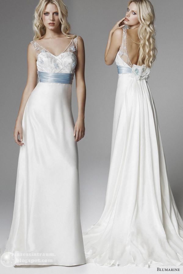 blumarine Brautkleid 2013