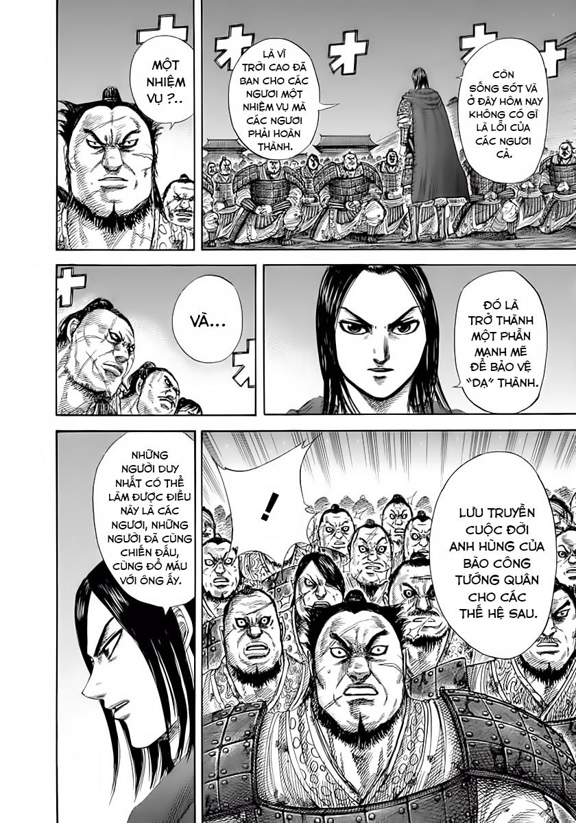 Kingdom - Vương Giả Thiên Hạ Chapter 339 page 18 - IZTruyenTranh.com