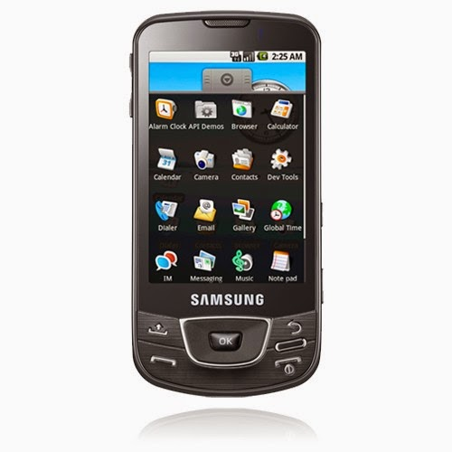 Samsung I7500 Flash Files
