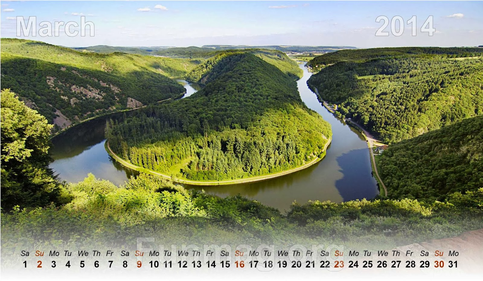 http://www.funmag.org/pictures-mag/calendar/nature-calendar-2014/