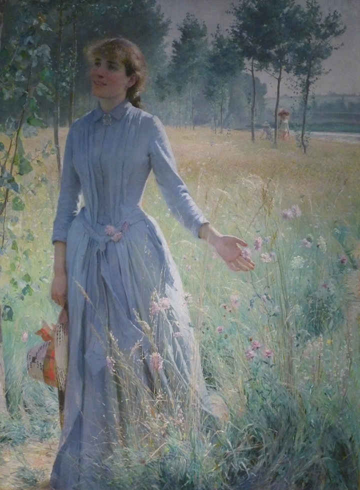 Armand Point 1861-1932   French Symbolist painter