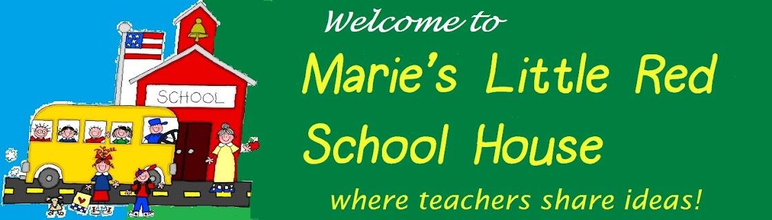Marie's Little Red School House