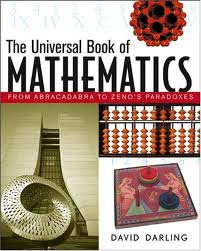 The universal book of mathematics, mathematics books , ebook, david darling books