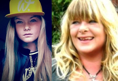 Danish teenager Lisa Borch who killed her won mother.