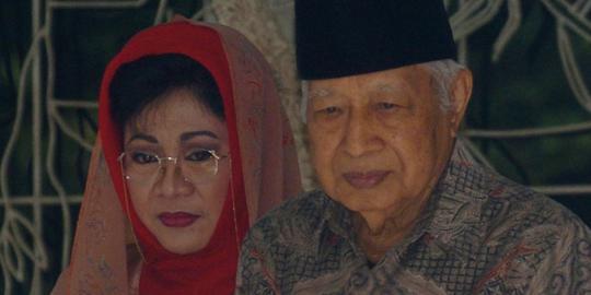 Keris, pusaka favorit Soeharto