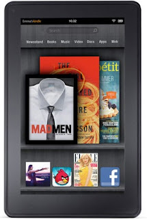9-inch Amazon Kindle Fire tablet coming this year