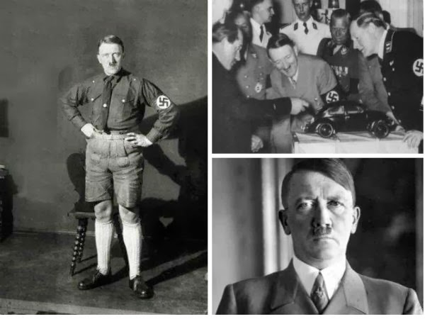 6 Fakta Aneh Tentang Adolf Hitler