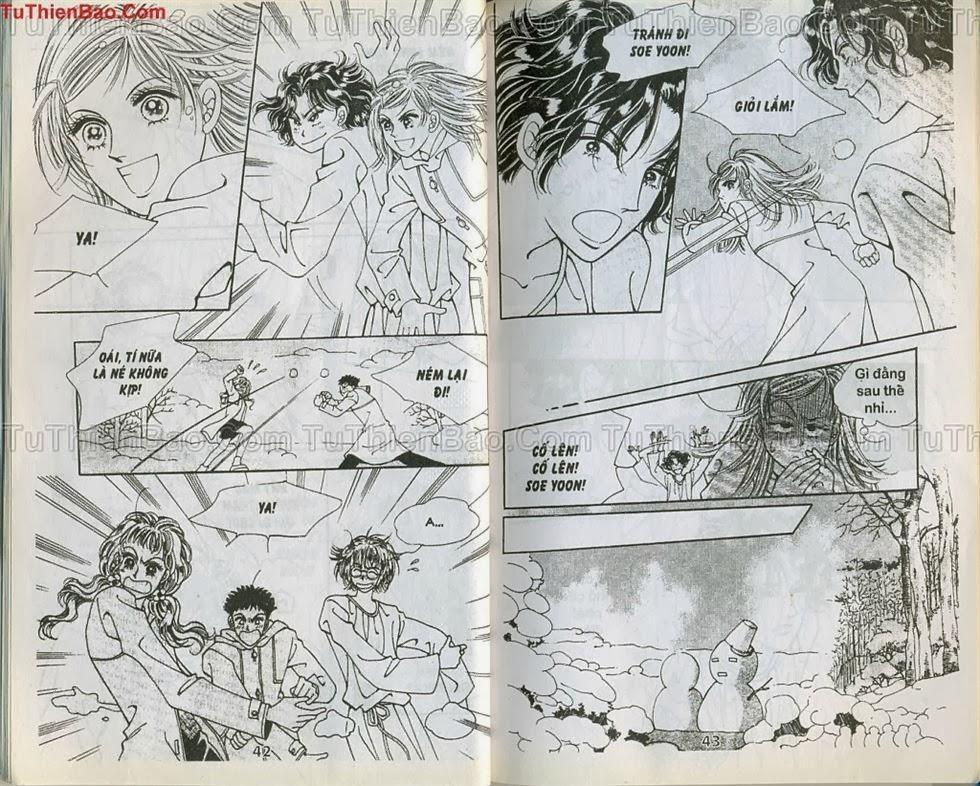 Thiên Sứ chap 12 - Trang 22