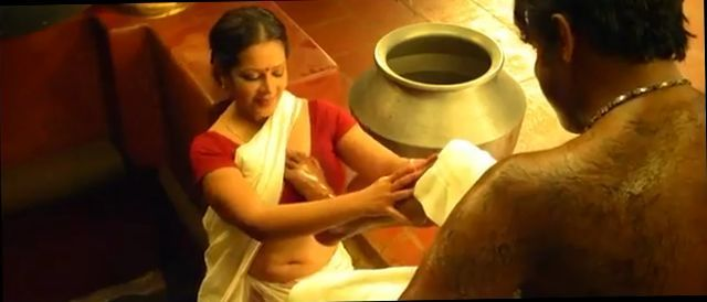 640 x 274 jpeg 23kB, Devi Ajith hot navel show in saree from Malayalam ...