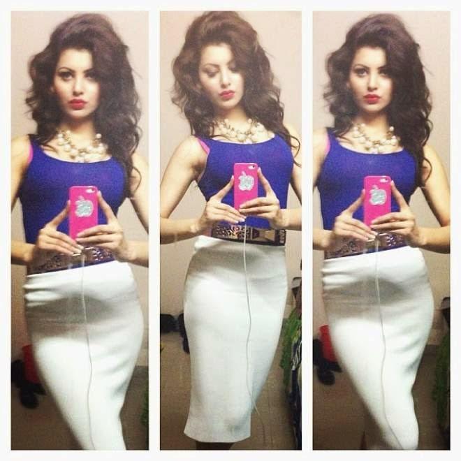 Urvashi Rautela Hot Instagram Photos