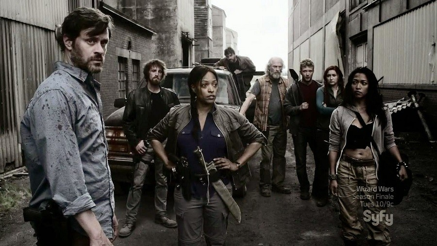 Imagens Z Nation - 3ª Temporada Torrent