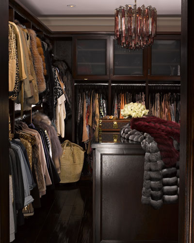 Wonderful Well, In Septemberu0027s InStyle Magazine They Have A Feature On Kim, Khloe And  Kourtneyu0027s Closets Which Are Stunning And Chock Full Ou0027 Designer Goodies,  ...