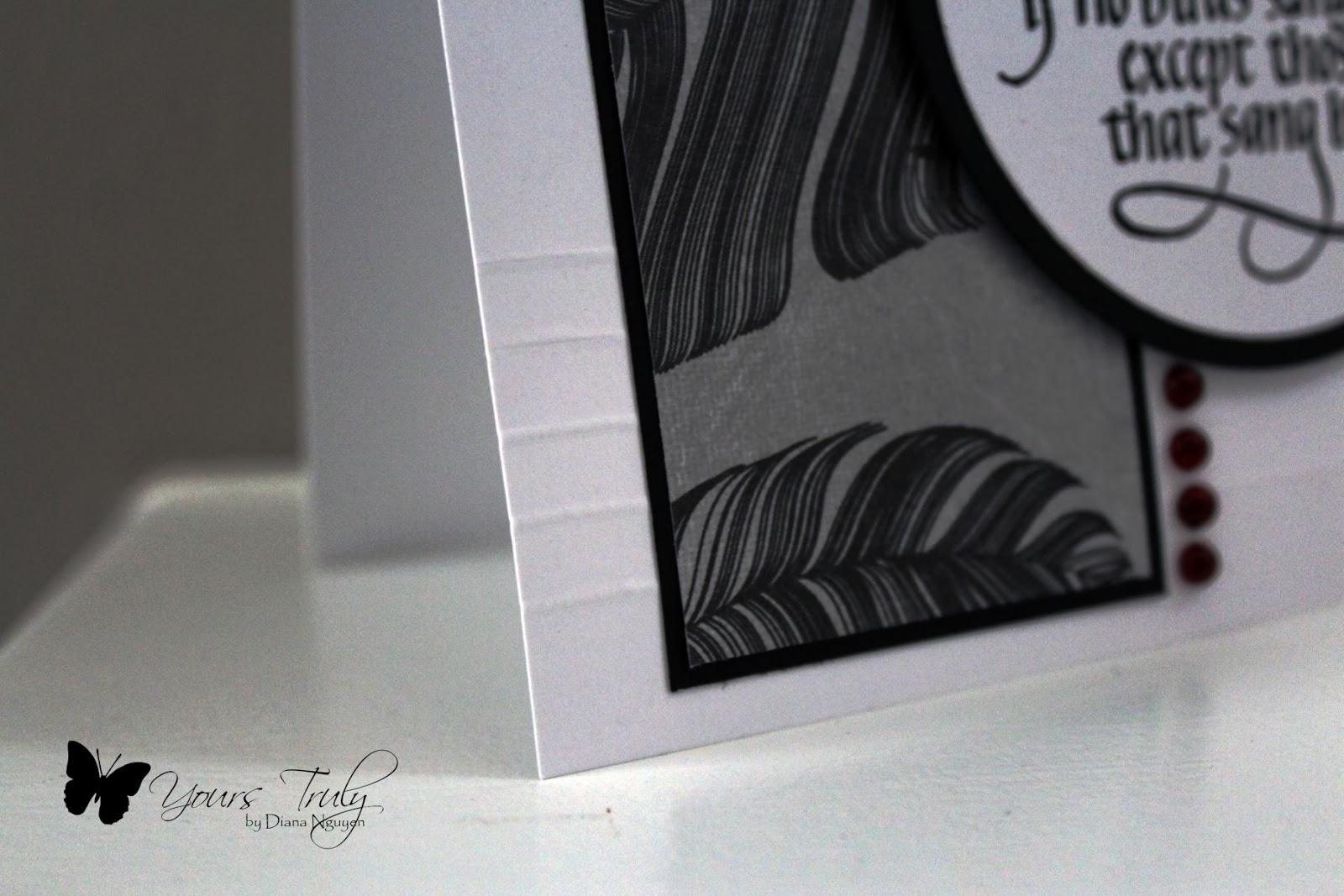 Diana Nguyen, Quiet Fire Designs, handmade cards