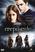 DVD de CREPÚSCULO (Simples)