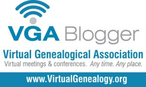 Virtual Genealogy Association Blogger