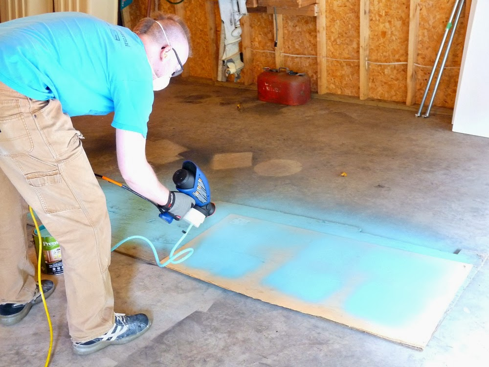 How to use a paint sprayer