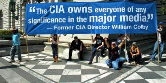 Lima praktik kotor CIA