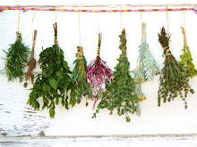 Litha Herb Bundles