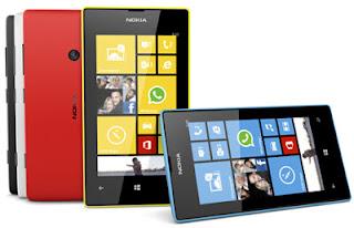 Harga Promo Nokia Lumia 520 Simpati