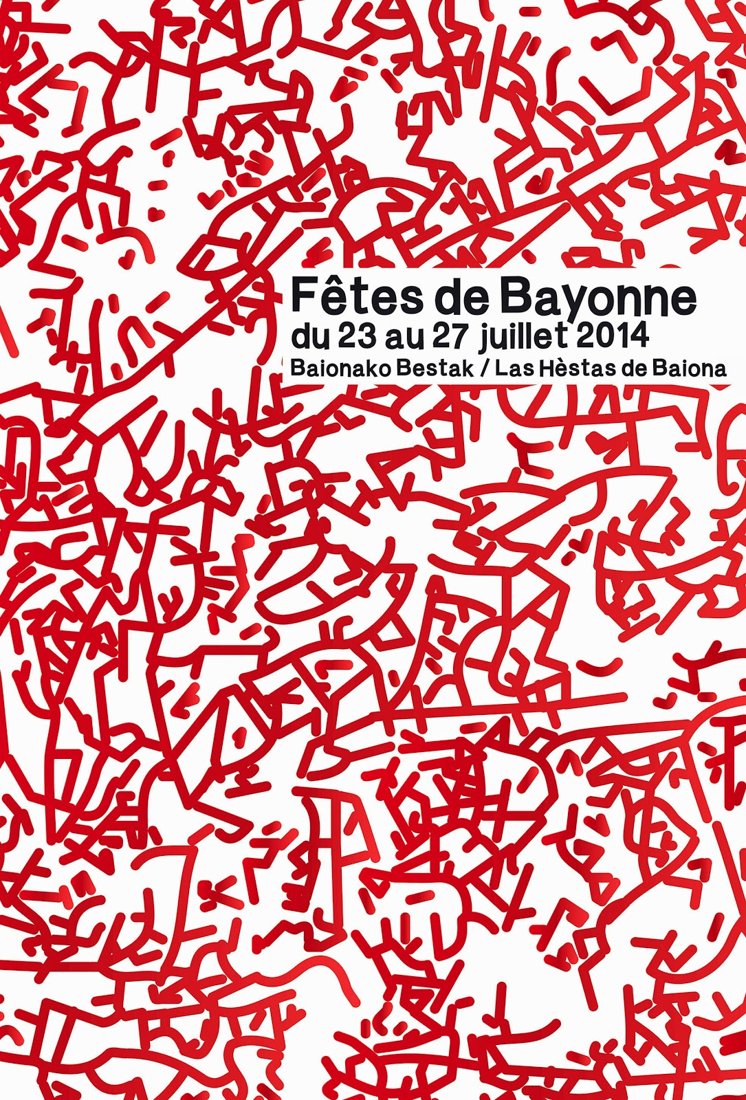 Les incontournables des Fêtes de Bayonne 2014