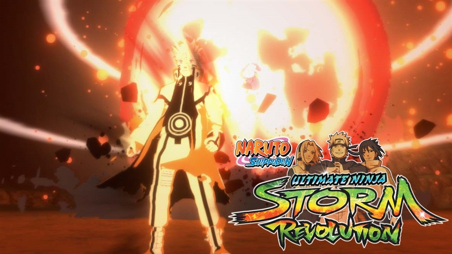 Naruto Shippuden Ultimate Ninja Storm Revolution PC Download Poster
